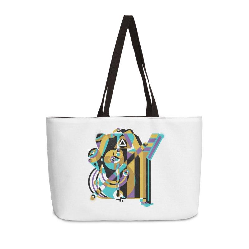 Stay Cubist Accessories Weekender Bag Bag by Mario Carpe Shop