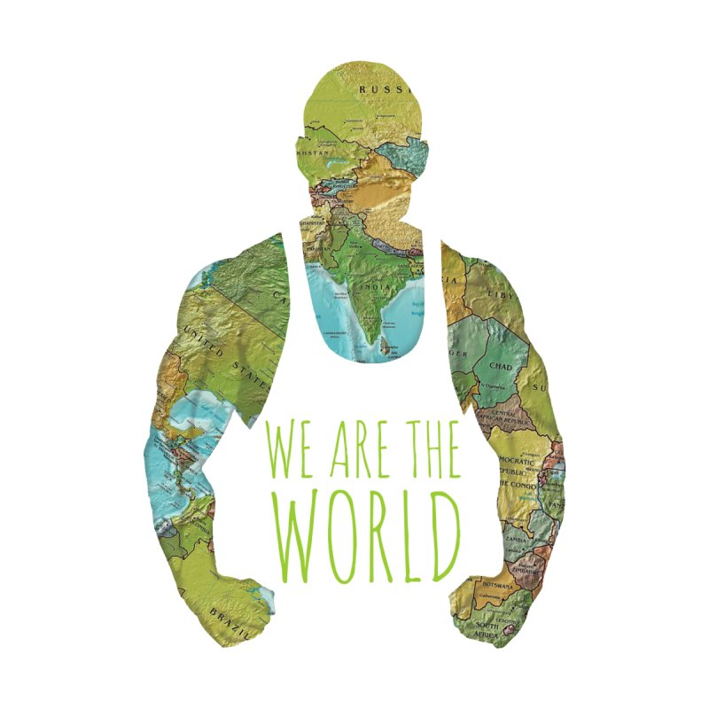 We Are The World by Made by MAD