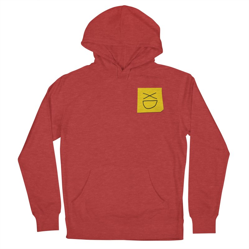 XD Men's French Terry Pullover Hoody by Made by MAD