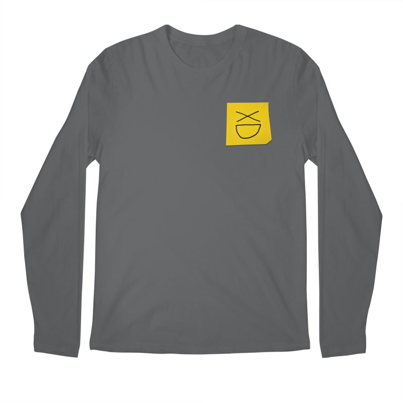XD Men's Regular Longsleeve T-Shirt by Made by MAD