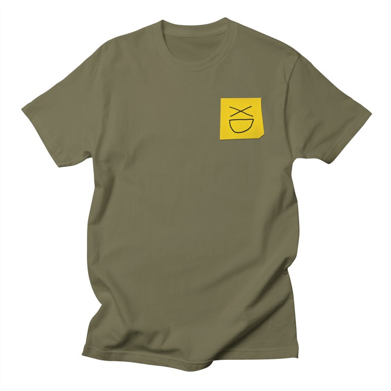 XD Men's Regular T-Shirt by Made by MAD