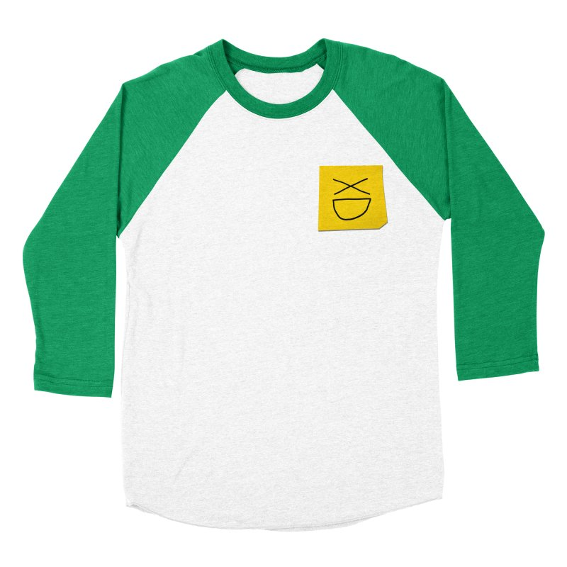 XD Women's Baseball Triblend Longsleeve T-Shirt by Made by MAD