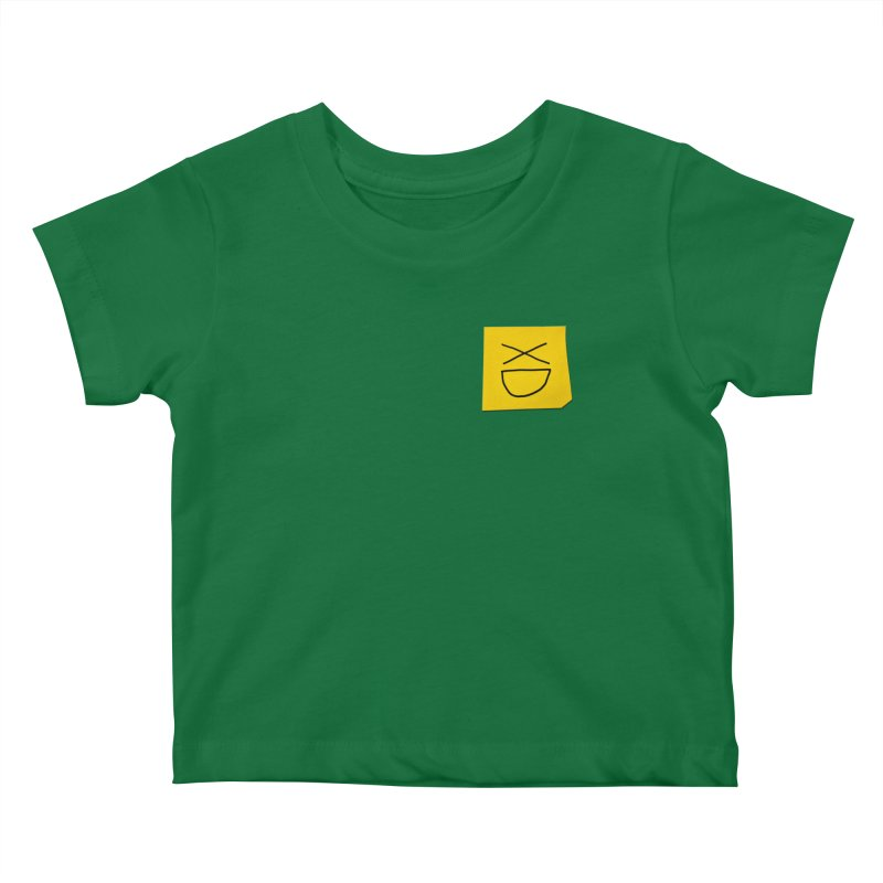 XD Kids Baby T-Shirt by Made by MAD