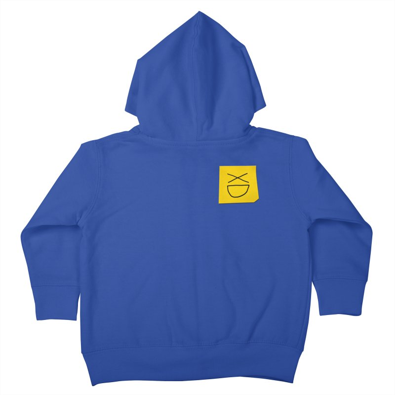 XD Kids Toddler Zip-Up Hoody by Made by MAD