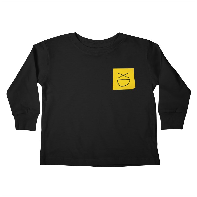 XD Kids Toddler Longsleeve T-Shirt by Made by MAD