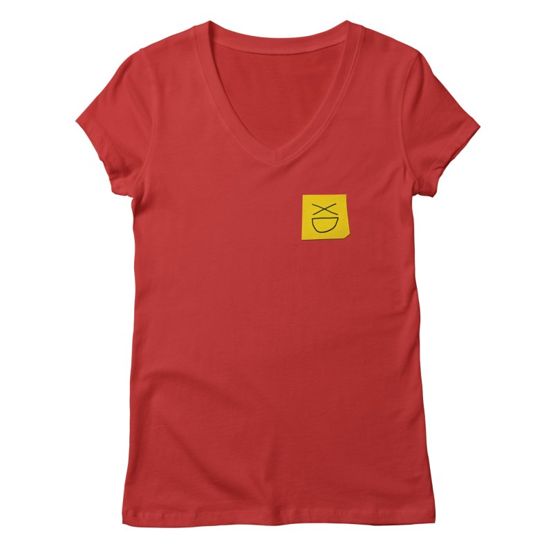 XD Women's Regular V-Neck by Made by MAD
