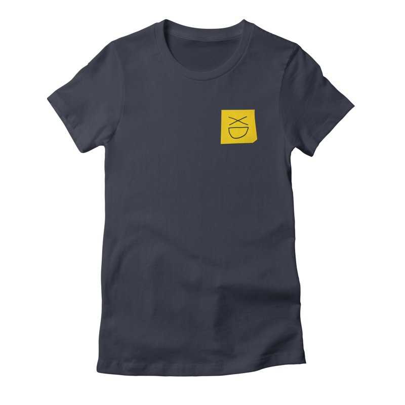 XD Women's Fitted T-Shirt by Made by MAD