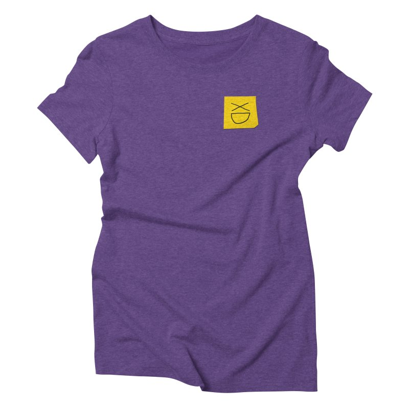 XD Women's Triblend T-Shirt by Made by MAD