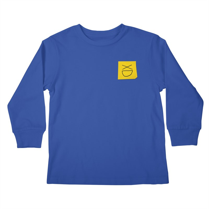 XD Kids Longsleeve T-Shirt by Made by MAD