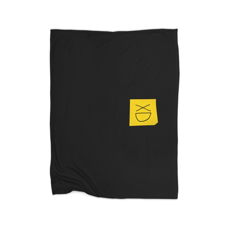 XD Home Fleece Blanket Blanket by Made by MAD