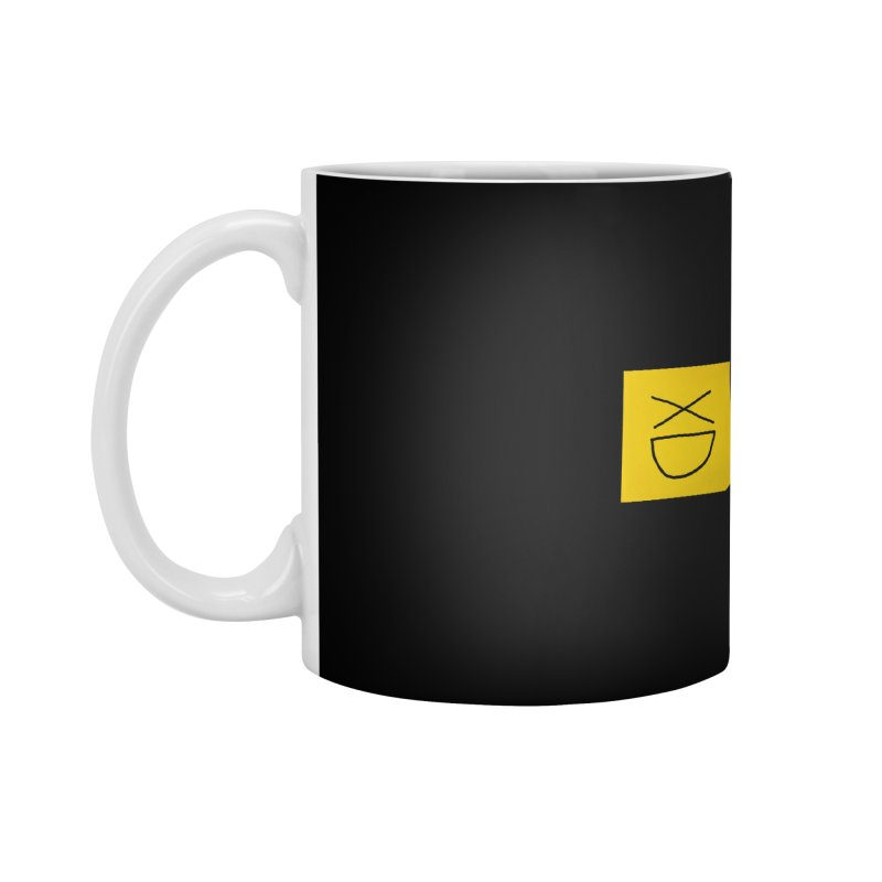 XD Accessories Mug by Made by MAD