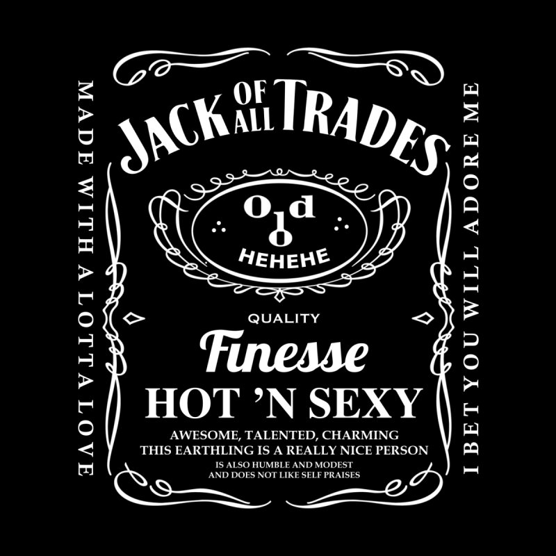 JACK OF ALL TRADES Men's Tank by Made by MAD