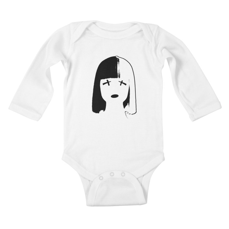 AnestheSIA Kids Baby Longsleeve Bodysuit by Made by MAD
