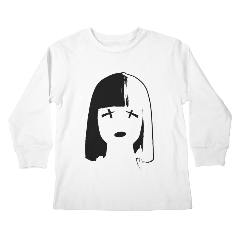AnestheSIA Kids Longsleeve T-Shirt by Made by MAD