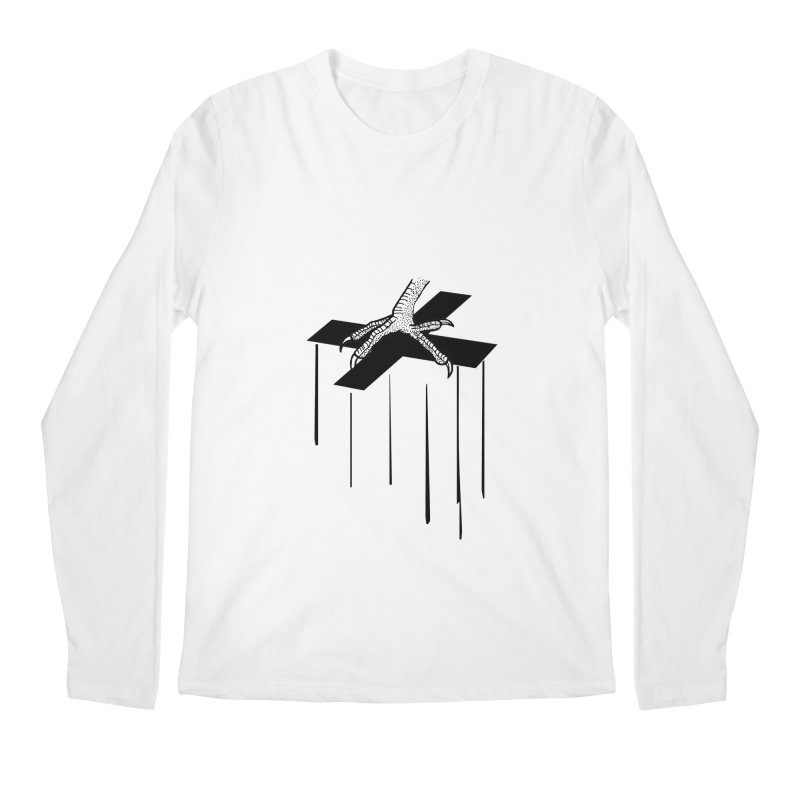 THE COCKFATHER Men's Longsleeve T-Shirt by Made by MAD