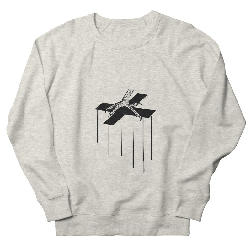 THE COCKFATHER Women's Sweatshirt by Made by MAD