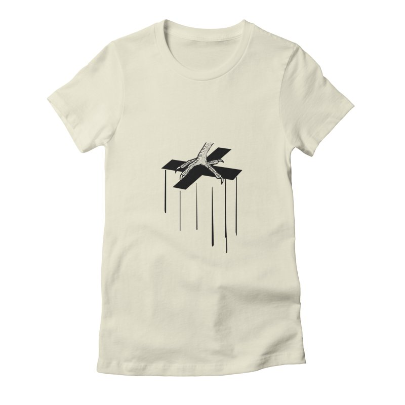 THE COCKFATHER Women's T-Shirt by Made by MAD