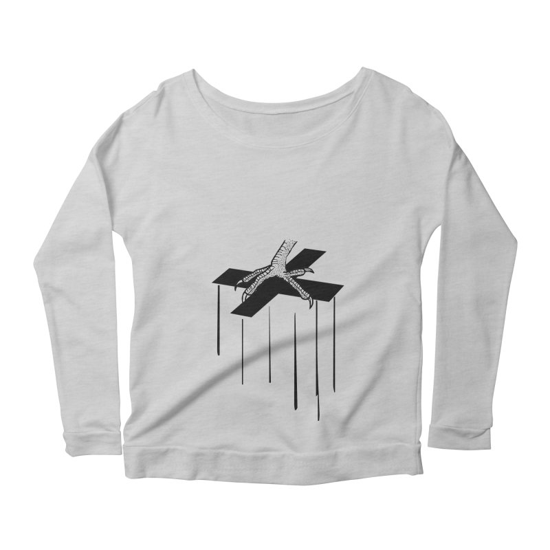 THE COCKFATHER Women's Longsleeve T-Shirt by Made by MAD