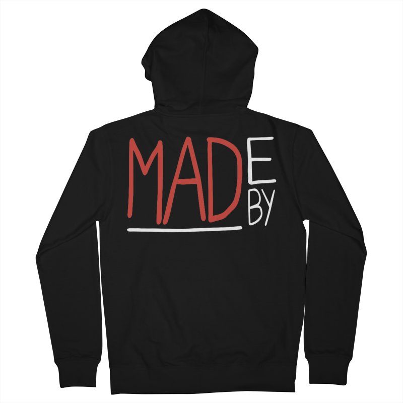 Made by MAD Women's French Terry Zip-Up Hoody by Made by MAD