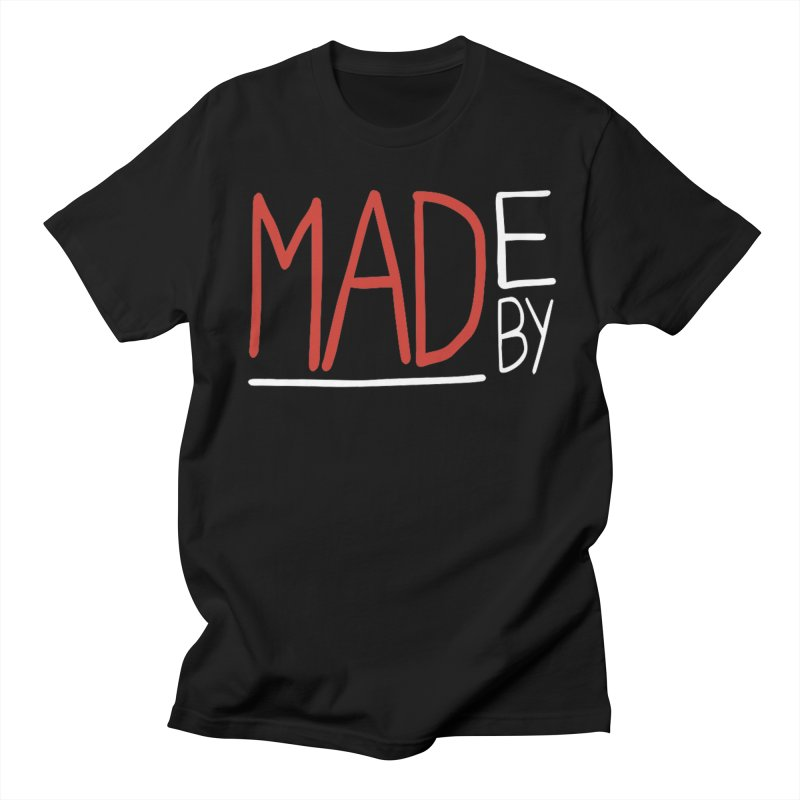 Made by MAD Men's Regular T-Shirt by Made by MAD