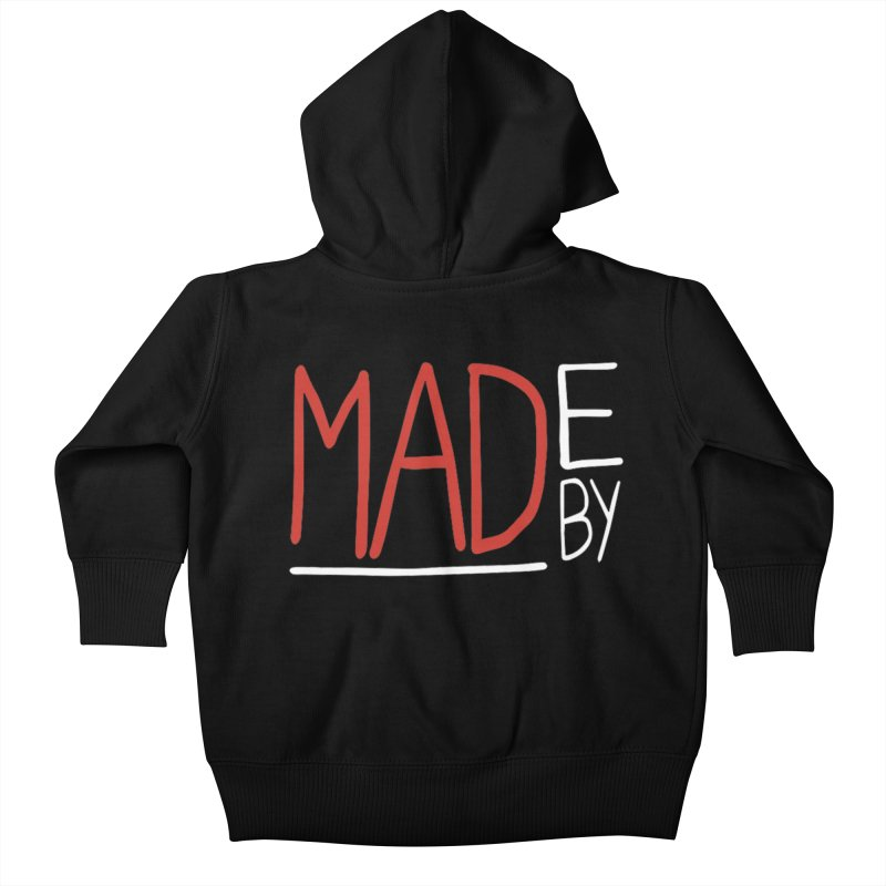 Made by MAD Kids Baby Zip-Up Hoody by Made by MAD