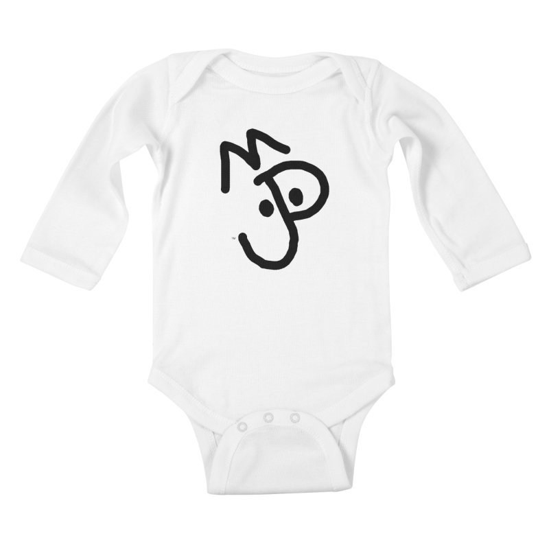 MARIO's PJ TIME CLASSIC Kids Baby Longsleeve Bodysuit by Made by MAD