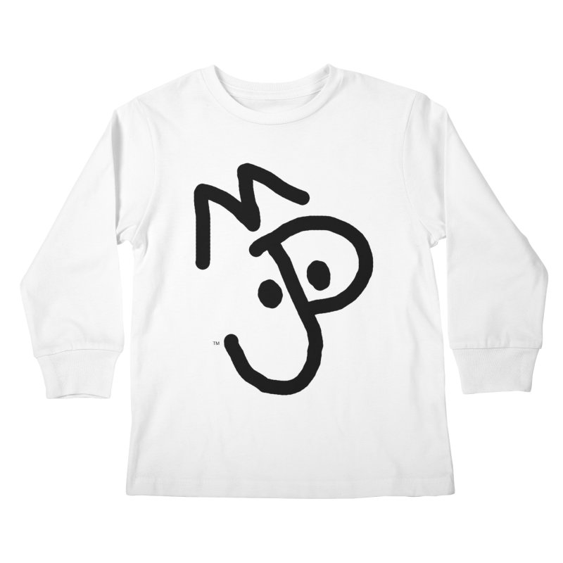 MARIO's PJ TIME CLASSIC Kids Longsleeve T-Shirt by Made by MAD