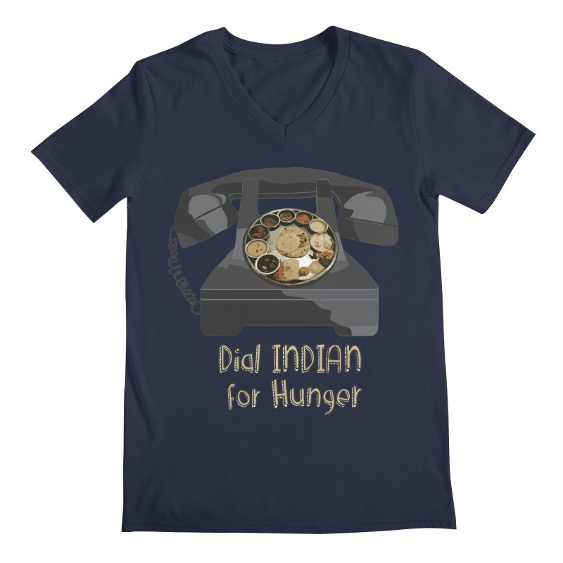 Dial INDIAN for Hunger   by Made by MAD