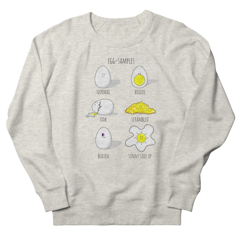 EGG-SAMPLES Men's Sweatshirt by Made by MAD