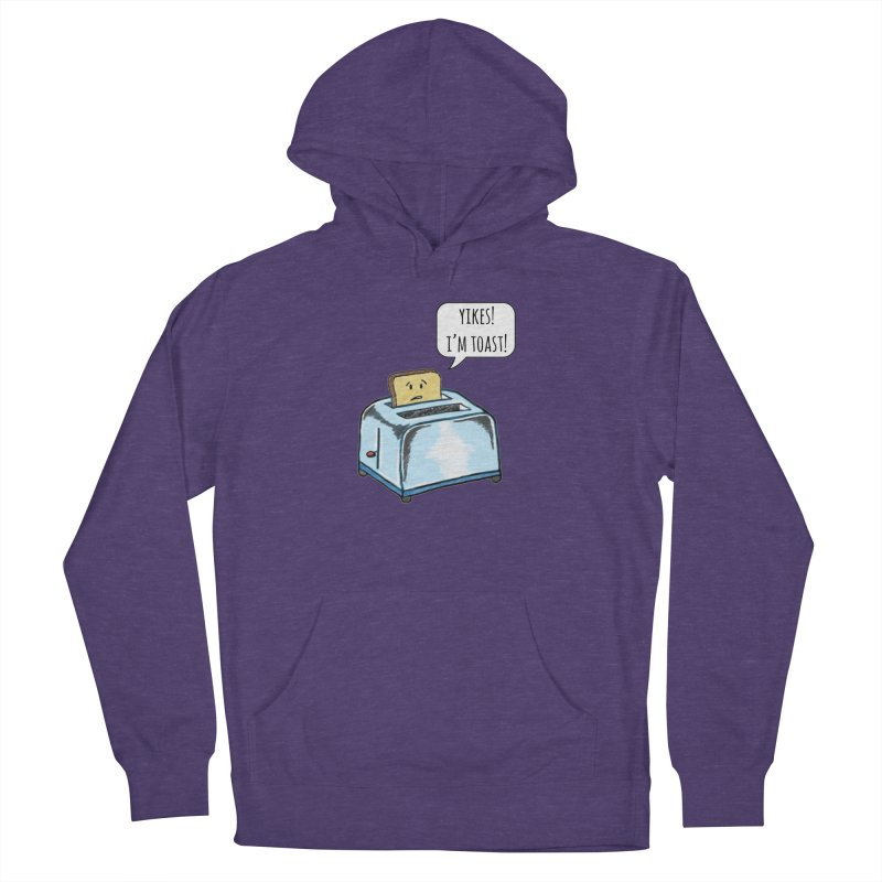 I'm Toast! Men's Pullover Hoody by Made by MAD