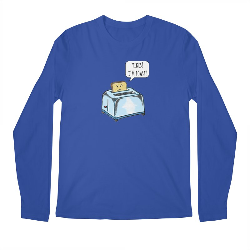 I'm Toast! Men's Longsleeve T-Shirt by Made by MAD