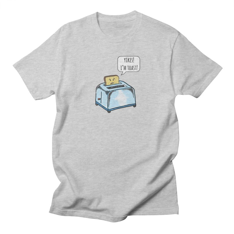 I'm Toast! Men's Regular T-Shirt by Made by MAD