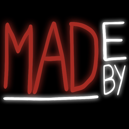 Made by MAD Logo