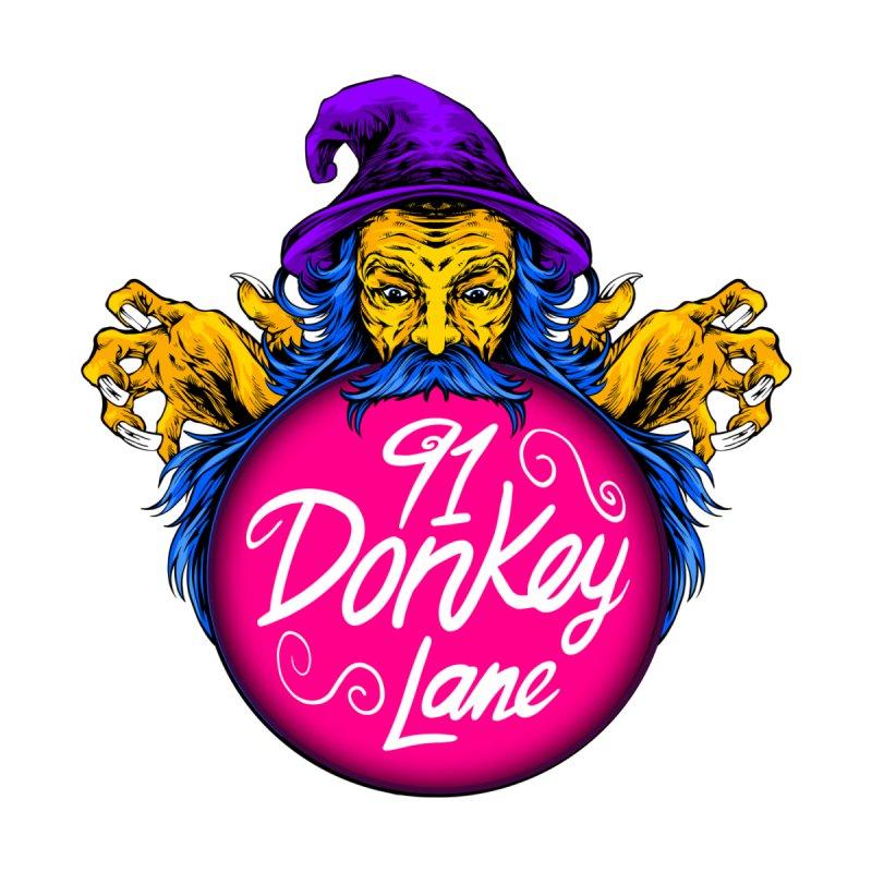 91 Donkey Lane Men's T-Shirt by Bits By Bacon