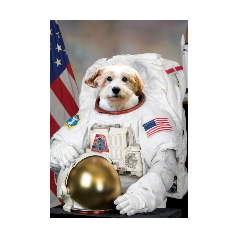 Astronaut Dog 2 by Mario Maps