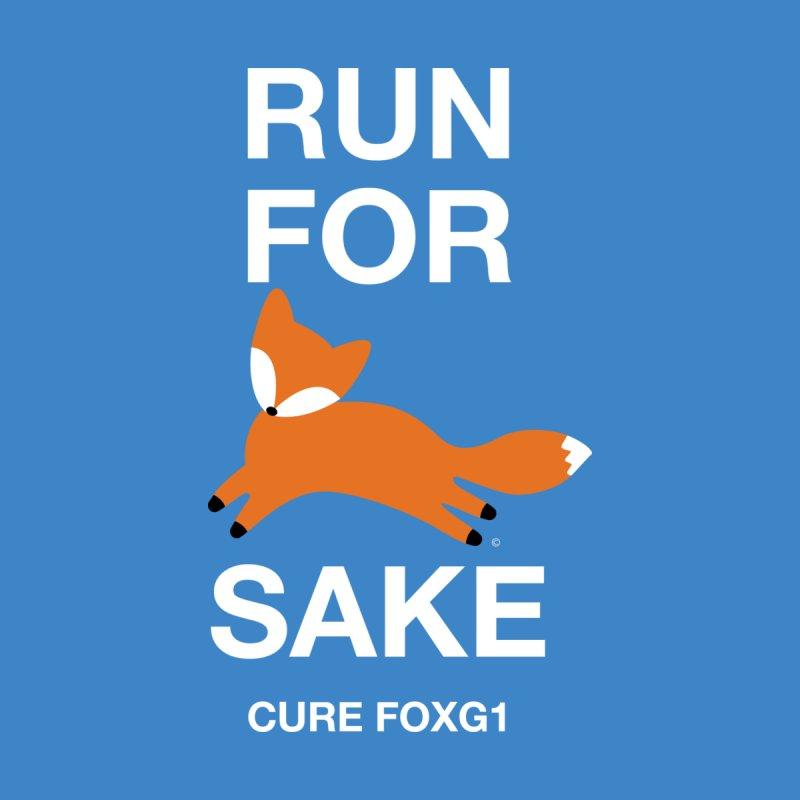 Run for Fox Sake Tee by MARISAMADE Artist Shop