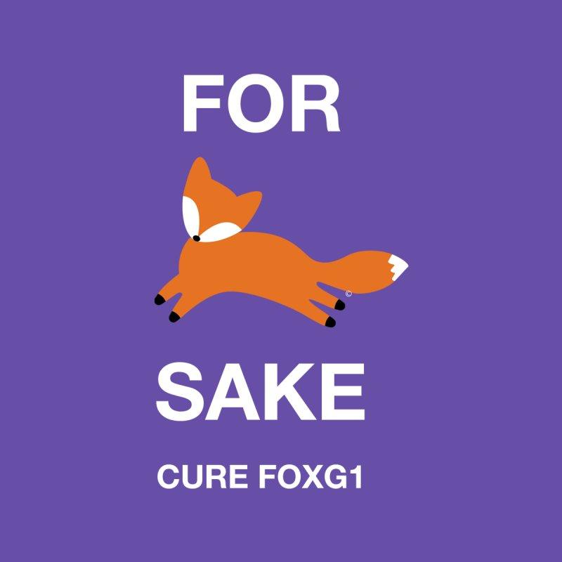 For Fox Sake Tee by MARISAMADE Artist Shop