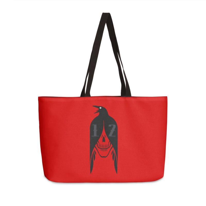 Raven Accessories Weekender Bag Bag by Mark Gervais