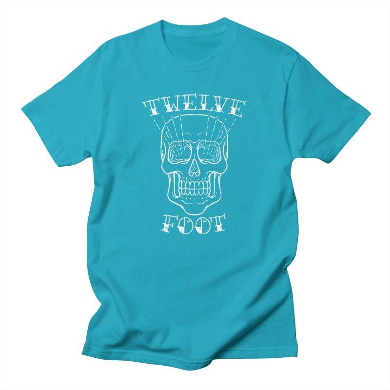 Vision Skull Men's T-Shirt by Mark Gervais