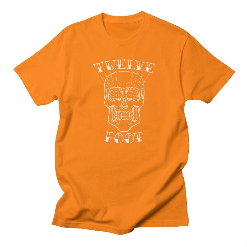 Vision Skull Men's Regular T-Shirt by Mark Gervais