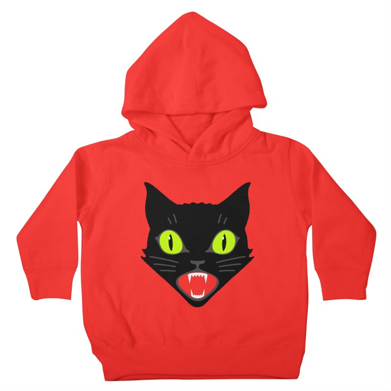 Lucky Kids Toddler Pullover Hoody by Mark Gervais