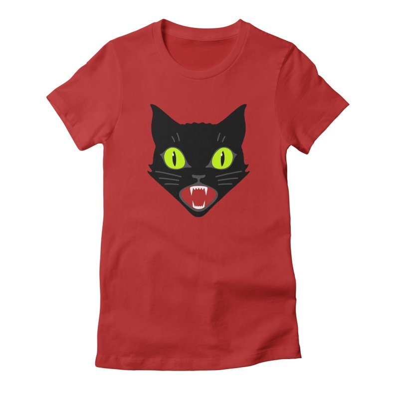 Lucky Women's Fitted T-Shirt by Mark Gervais