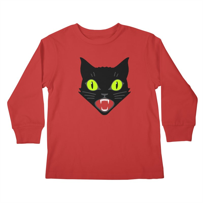 Lucky Kids Longsleeve T-Shirt by Mark Gervais