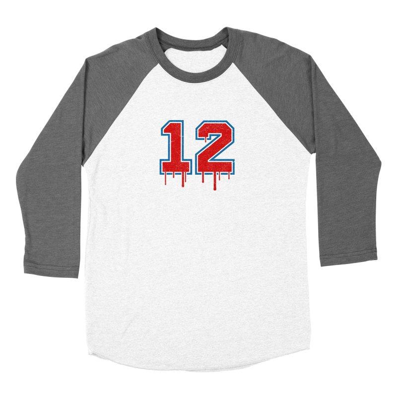 Drippy 12 Women's Longsleeve T-Shirt by Mark Gervais