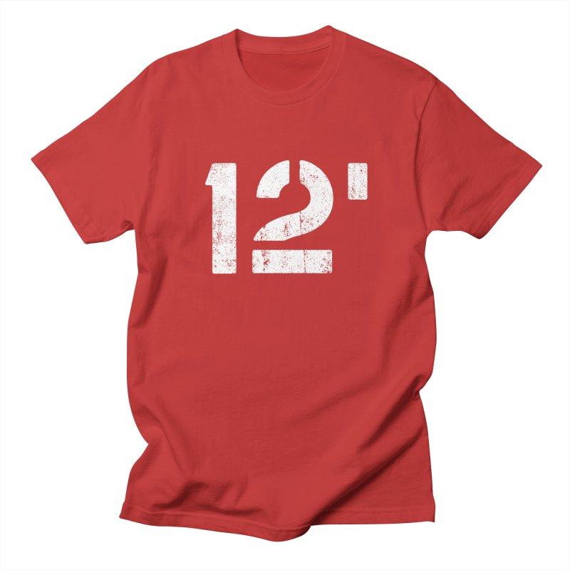 12' Men's T-Shirt by Mark Gervais