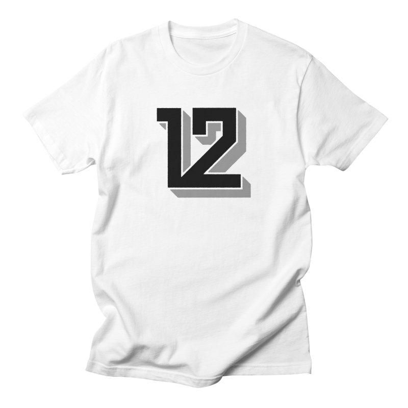 12 Block Men's T-Shirt by Mark Gervais