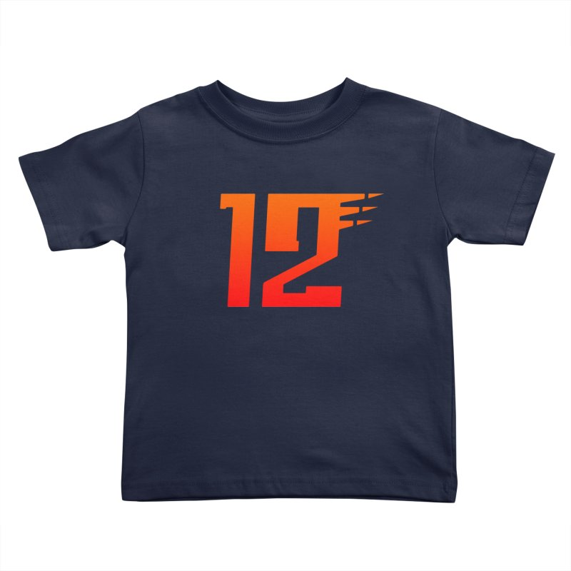 Speedy 12 Kids Toddler T-Shirt by Mark Gervais