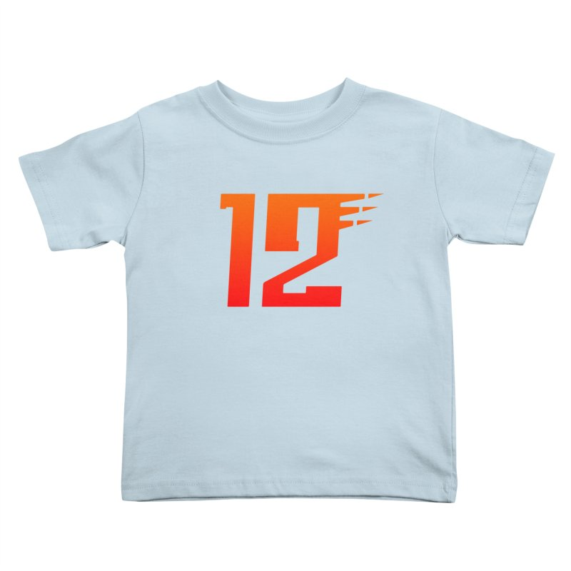 Speedy 12 Kids Toddler T-Shirt by Mark Gervais