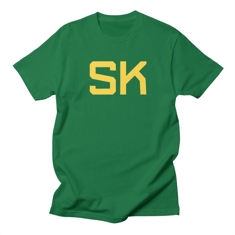SK Men's T-shirt by Mark Gervais