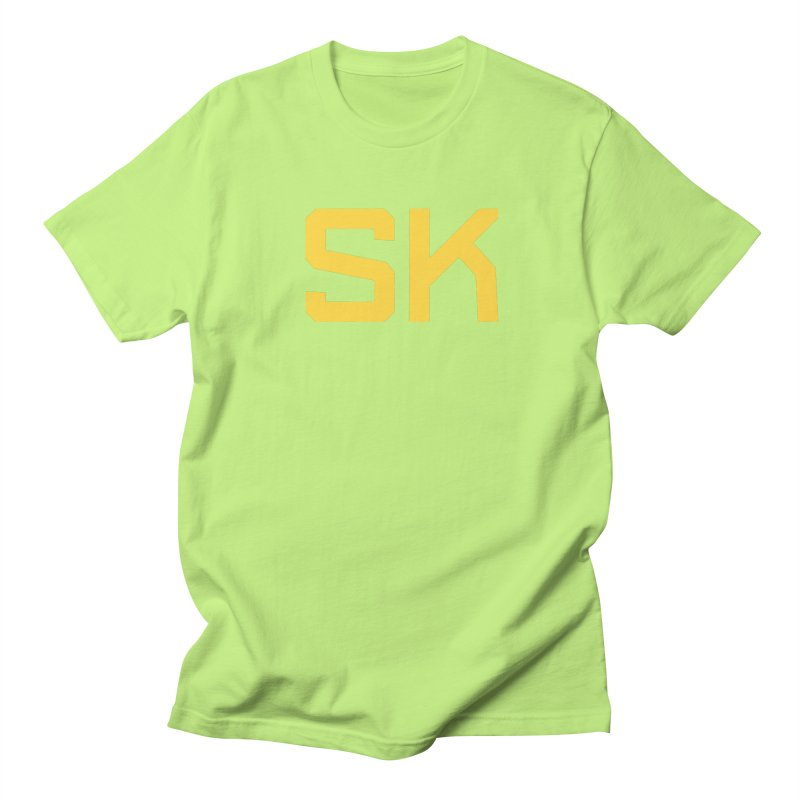 SK Men's T-Shirt by Mark Gervais